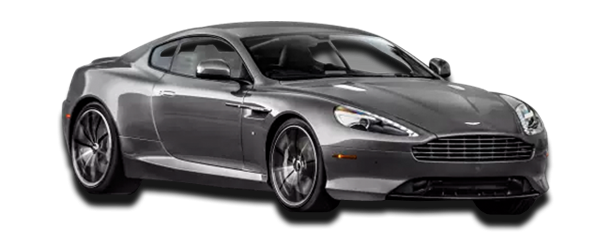 Aston Martin DB9 name
