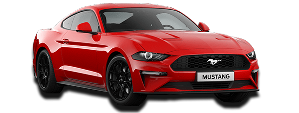 Ford Mustang name